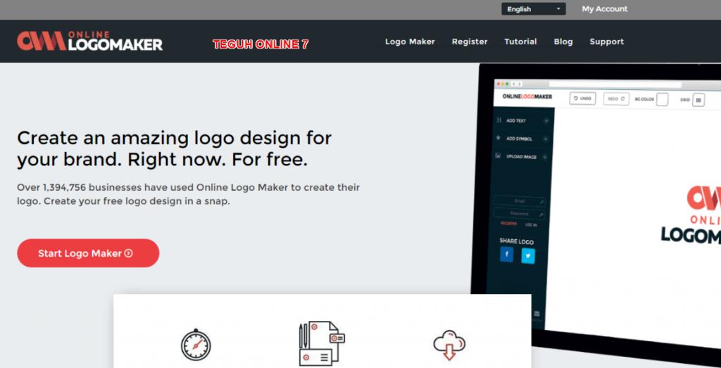 Online Logo Maker Make your Free Logo in 5 minutes